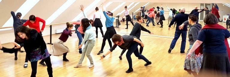 """Szkolenie: """"Taniec, ruch, dźwięk w edukacji i terapii."""", Rzeszów – 17 lutego 2019"""